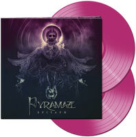 Pyramaze - Epitaph [Indie Exclusive] (Transparent Violet) [Colored Vinyl] (Gate)