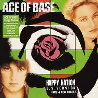 Ace Of Base - Happy Nation [140-Gram Clear Vinyl]