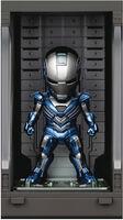 Beast Kingdom - Beast Kingdom - Iron Man 3 MEA-022 Iron Man Mk XXX With Hall Of ArmorFigure