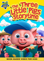 Three Little Pigs Storytime - The Three Little Pigs Storytime