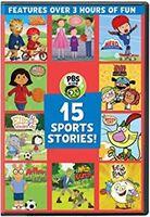 PBS Kids: 15 Sports Stories - PBS KIDS: 15 Sports Stories