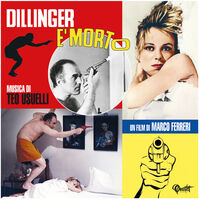 Teo Usuelli  (Ita) - Dillinger E Morto (Dillinger Is Dead) (Original Soundtrack)