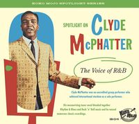 Clyde Mcphatter - Voice Of R&B