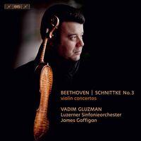 Beethoven / Gluzman / Gaffigan - Violin Concertos (Hybr)
