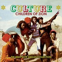 Culture - Children Of Zion (Uk)
