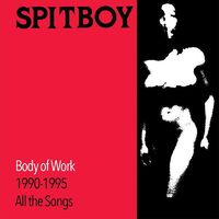 Spitboy - Body Of Work (Blk) [Colored Vinyl] (Red) [Download Included]