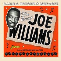 Joe Williams - Basie & Beyond 1955-1957 (Uk)