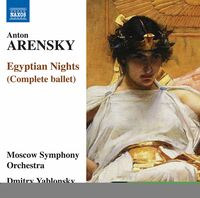 Arensky / Moscow Symphony Orchestra - Egyptian Nights