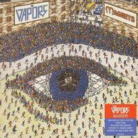 Vapors - Magnets [Clear Vinyl] [180 Gram] (Uk)