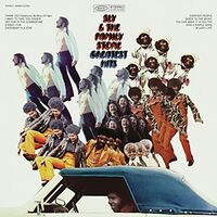 Sly & The Family Stone - Greatest Hits [LP]