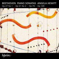 Angela Hewitt - Beethoven: Piano Sonatas 7