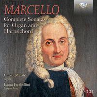 Chiara Minali - Complete Sonatas for Organ & Harpsichord