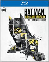 Tara Strong - Batman: 80th Anniversary 18-Film Collection