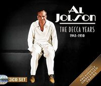 Al Jolson - Decca Years 1945-1950