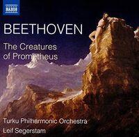 Turku Philharmonic Orchestra - Creatures of Prometheus