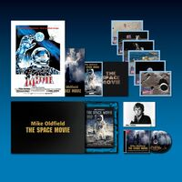 Mike Oldfield - Space Movie (W/Dvd) (Box) [Limited Edition] (Post) [With Booklet]