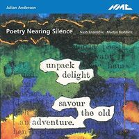 Nash Ensemble - Poetry Nearing Silence