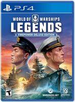 Ps4 World of Warships Legends - World Or Warships Legends