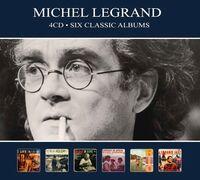 Michel Legrand - Six Classic Albums [Digipak] (Hol)