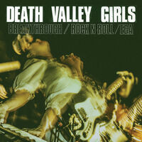 Death Valley Girls - Breakthrough (Color Vinyl) (Blk) (Purp)