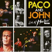 De Paco Lucia - Paco And John Live At Montreux 1987 (Reis)