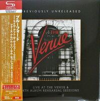 Bruford - Live At The Venue 1980 / 4th Album Rehrehearsal