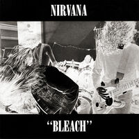 Nirvana - Bleach [Indie Exclusive Limited Edition Red/Black Swirl LP]