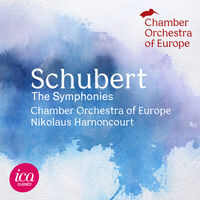 Chamber Orchestra Of Europe - Symphonies