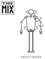 Kraftwerk - The Mix [Indie Exclusive Limited Edition White 2LP]
