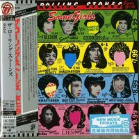 The Rolling Stones - Some Girls (SHM-CD) (Paper Sleeve) [Import]