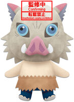 Banpresto - BanPresto - Demon Slayer Inosuke Super Big Plush