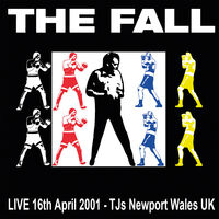 Fall - Live TJ's, Newport 16/04/01
