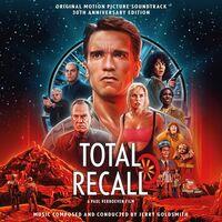 Jerry Goldsmith Ita - Total Recall: 30th Anniversary / O.S.T. (Ita)