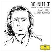 Schnittke / Hope / Botvinov - Works for Violin and Piano