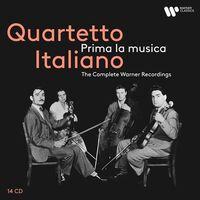 Quartetto Italiano - Quartetto Italiano: Prima La Musica The Complete