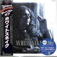 Whitesnake - Best Of Whitesnake [Limited Edition] (24bt) (Mqa) (Hqcd) (Jpn)