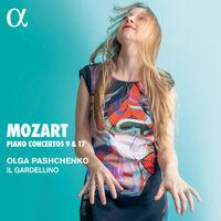 Mozart / Pashchenko / Il Gardellino - Piano Concertos 9 & 17