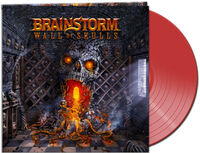 Brainstorm - Wall Of Skulls (Clear Red Vinyl) [Colored Vinyl] [Clear Vinyl]