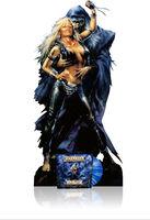 Doro - Warlock - Triumph & Agony Live (5'9 Cardboard)