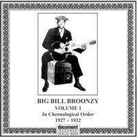 Big Bill Broonzy - Complete Recorded Works 1927-1947 Vol.1