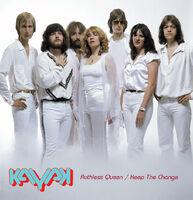 Kayak - Ruthless Queen / Keep The Change (Blue) (Blue)