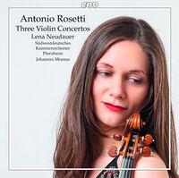 Rosetti / Neudauer / Moesus - Violin Concertos