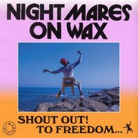 Nightmares On Wax - Shout Out! To Freedom... [Blue LP]