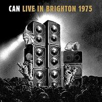 Can - Live In Brighton 1975 [Colored Vinyl] (Gol) [Limited Edition]