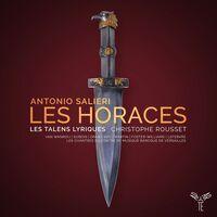 Christophe Rousset - Salieri: Les Horaces