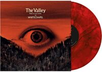 Whitechapel - The Valley [Indie Exclusive Limited Edition Red with Black Smoke LP]