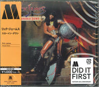 Rick James - Throwin Down [Limited Edition] (Jpn)