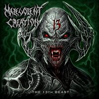 Malevolent Creation - The 13th Beast [Cassette]