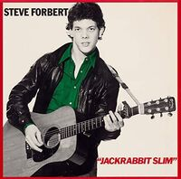 Steve Forbert - Jackrabbit Slim [Colored Vinyl] [180 Gram] (Red) [Remastered]