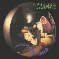 The Cramps - Psychedelic Jungle (Ofv)